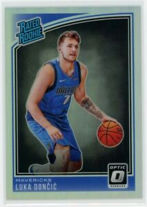 2018-19 Panini Optic Luka Doncic #177 SP Silver Holo RC Centered PSA BGS 9 10 ?