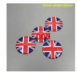 4pcs-52mm-colorful-England-Flag-MINI-WORKS-52mm-wheel-sticker