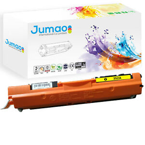 Toner-type-Jumao-compatible-pour-HP-Color-LaserJet-Pro-M177FW-Jaune-1000-pages