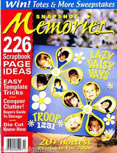 Snapshot-Memories-Magazine-226-Scrapbook-Page-Ideas-Templates-amp-More