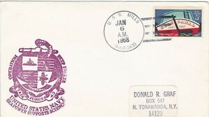 ANT10322C-FDC-USA-1968-Cover-from-USS-Mills-bearing-Operation-Deepfreeze