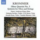 Krommer: Oboe Quartet No. 3; Quintets for Oboe and Strings (CD, May-2006, Naxos (Distributor))