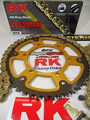 Supersprox 520 Chain and Sprocket Set for Honda CBR 600 F4 1999-2000