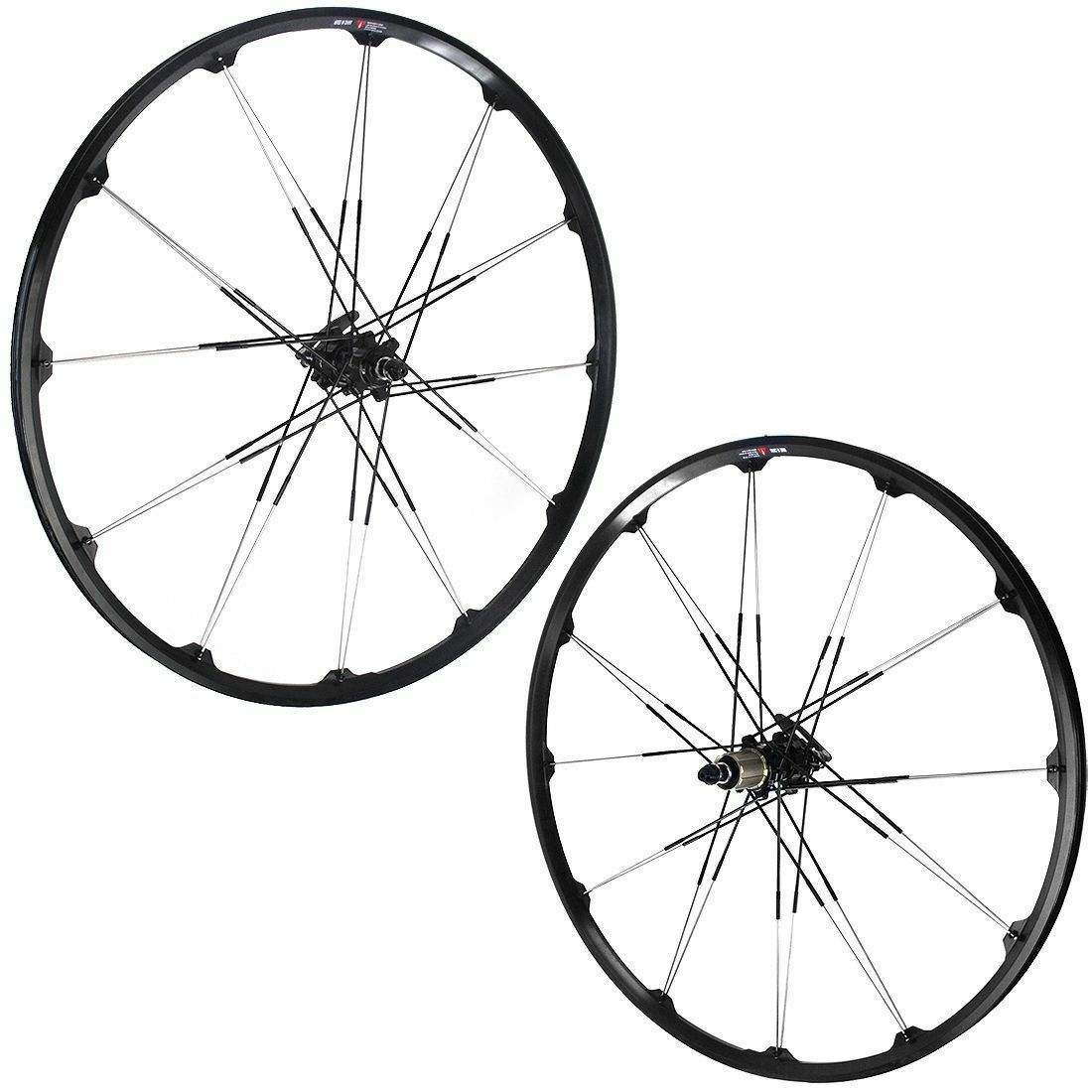 Stars Circle Premium MTB Mountaiin Bike Wheelset Shimano 10s Disc Brake 27.5