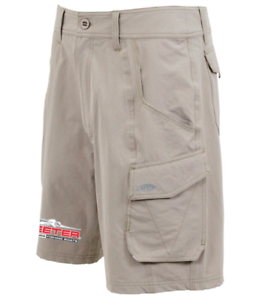 Skeeter Aftco Khaki  Fishing Shorts, Size 36  save up to 30-50% off