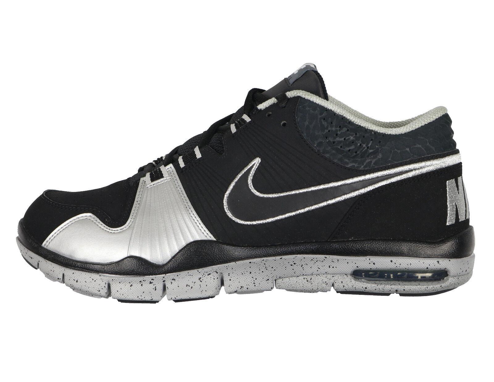 Nike air - 1 sz 9 bo jackson tecmo bo edizione di colore grigio argento premio