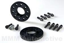 H/&R Spurverbreiterung DR schwarz für BMW M3 M390 20=2x10 mit Bolzen ABE