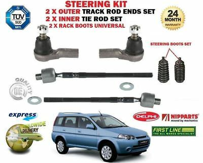 POUR SUZUKI CARRY 1999 /> 2x Outer 2x Inner Steering Track Rack Tie Rod Ends