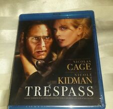 Trespass (Blu-ray Disc, 2011) New and Sealed