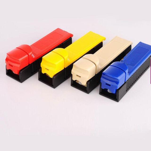 70MM Hand Einrohr-Tabak-Rollen-Zigaretten-Hersteller Maschine New Gift T8J4