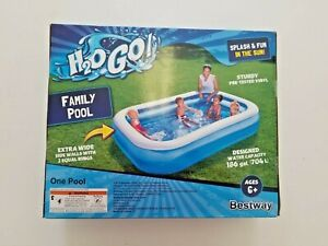 Bestway H20 Go Family Pool Outdoor Pool Family Pool