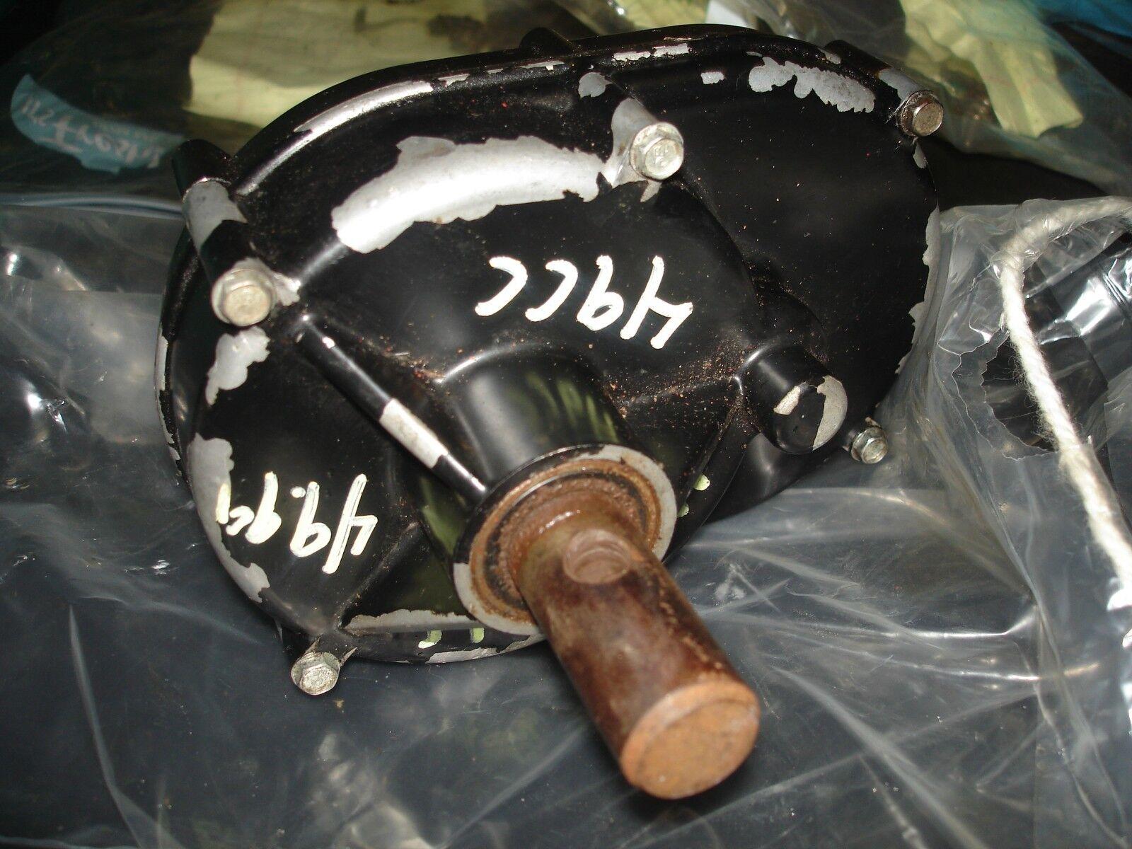 Strikemaster Magnum 3 plus gear box  ice auger part 49cc  bin 351