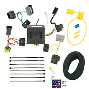 Trailer-Hitch-Wiring-Tow-Harness-For-2013-2014-Dodge-Journey-W-LED-Taillights