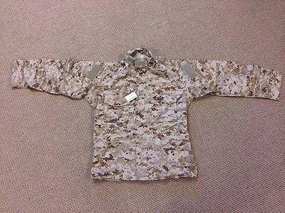 AOR1 NWU II Field Shirt Blouse - USN Medium Regular Navy Seal Devgru Marsoc NSW