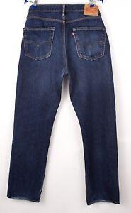 Levi's Strauss & Co Herren 751 Gerades Bein Jeans Größe W36 L34 BCZ37