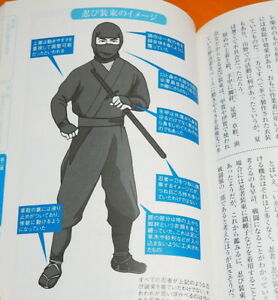 Ninja-Origin-and-Ninjutsu-Weapons-Illustration-book-Shinobi-from-Japan-1071