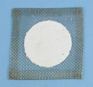 WIRE-GAUZE-5-X-5-w-3-DIA-CERAMIC-CENTER