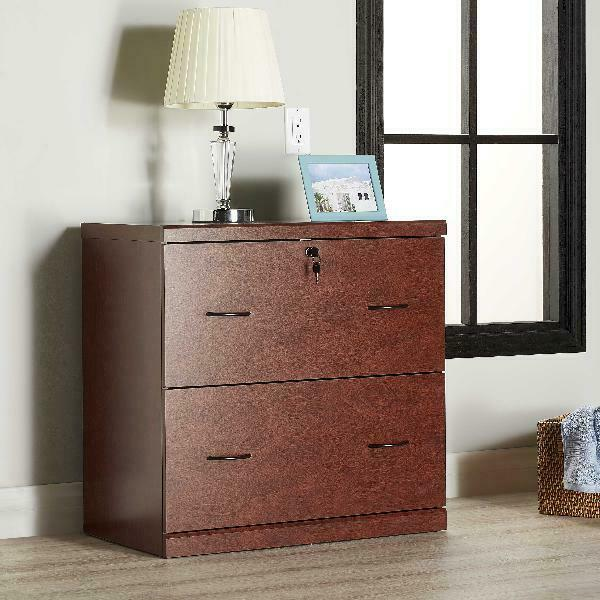 Concord 2 Drawer Lateral File