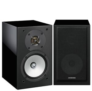Onkyo-Black-D-175-2-Way-Bass-Reflex-120W-Passive-MDF-Wood-Bookshelf-Speakers
