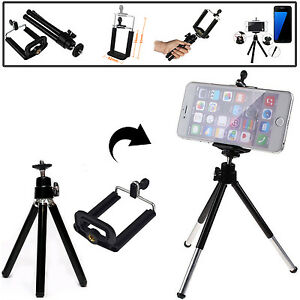 CAMERA-MOBILE-PHONE-PHOTOGRAPHY-TRIPOD-HOLDER-CRADLE-FOR-WIKO-FEVER-4G