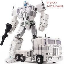 Wei Jiang Deformation G1 Weijiang MILEPOST Commander MPP10W WHITE Optimus Prime