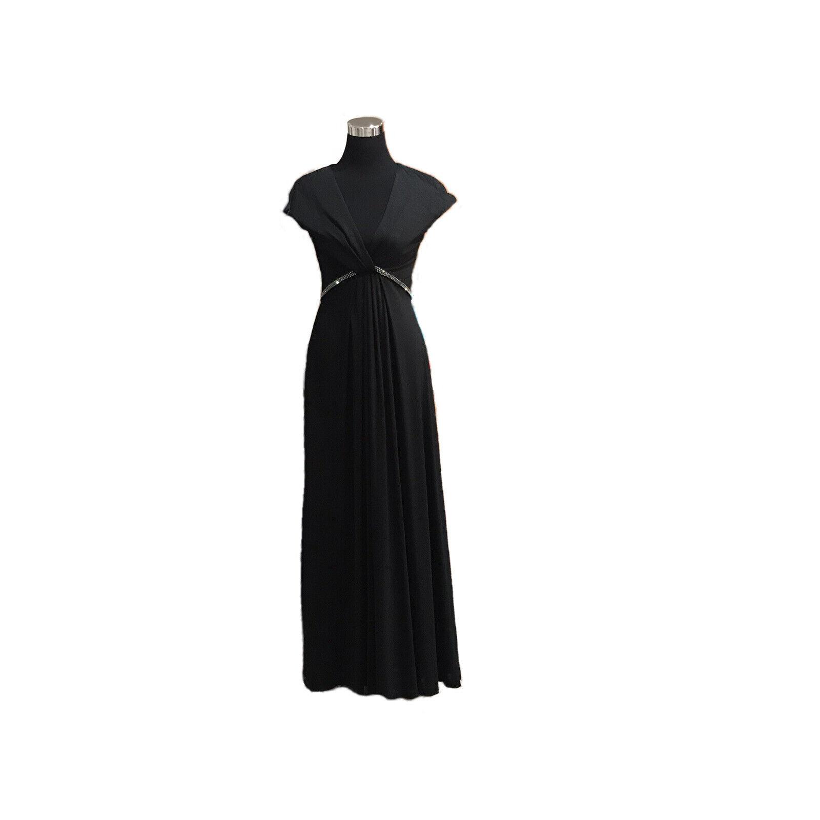 Vintage Luis Estevez Dress Eva Gabor Look Label B… - image 12