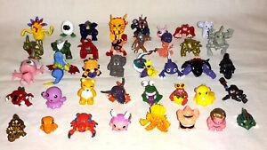 Digimon-Sammler-Figuren-40-Stueck-Neu-und-Originalverpackt
