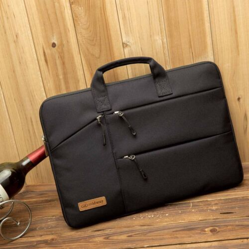 "For All of 13/""13.3/"" Macbook Ultrabook Notebook Laptop Sleeve Handle Case Bag"
