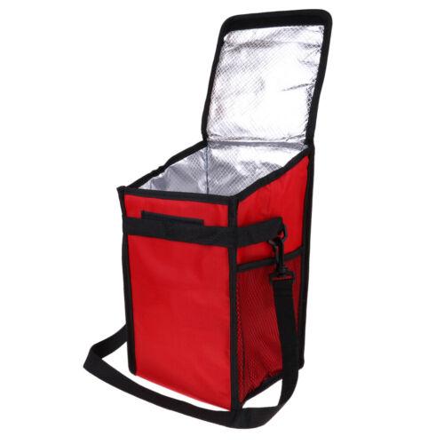 Picknick Isolierte Handtasche Kühltasche Isoliertasche 19x17x32cm