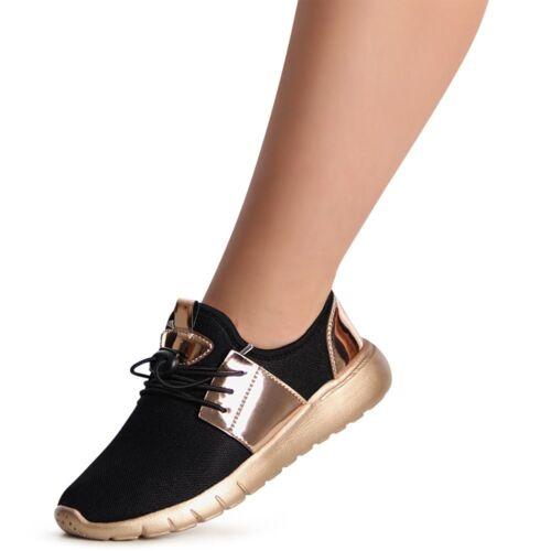 Donna Scarpe Sportive Sneaker Runners per il Tempo Libero Scarpe Da Ginnastica