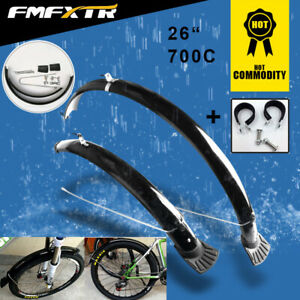 Practical-Road-Bike-Bicycle-MTB-Cycling-Front-Mudguard-Rear-Fender-Set-Mud-Guard