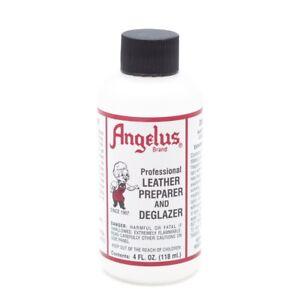 Angelus Preparer gründliche Reinigung von Leder 118ml (84,32€/1L) Lederfarbe