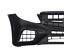 Indexbild 6 - Fuer-Mercedes-Benz-E-Klasse-W213-E63-Amg-Look-Stossstange-Diffusor-Diffuser-01