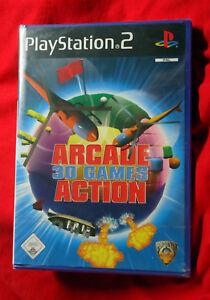 Arcade-Action-30-Games-PlayStation-2-PS2-2004-NEU