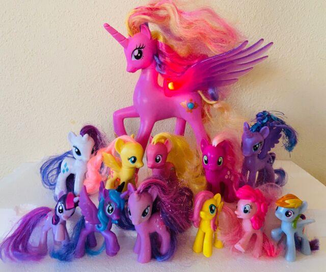 My Little Pony Mlp 5 Pink Princess Celestia Toy Loose For Sale Online Ebay