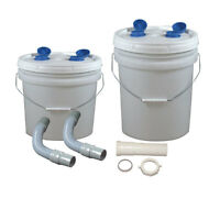Dental Lab Plaster Trap 3.5 Gallon Refill Only