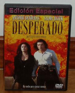 DESPERADO-EDIZIONE-SPECIALE-DVD-NUOVA-AZIONE-AVVENTURE-ROBERT-RODRIGUEZ-R2
