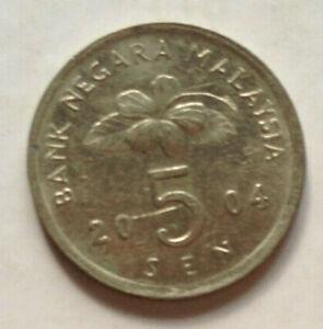 Second-Series-5-sen-coin-2004