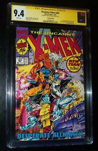 X-MEN-281-1991-Marvel-Comics-Signature-Series-Whilce-Portacio-2nd-CGC-9-4-NM