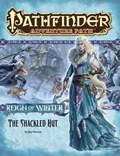 """Pathfinder Adventure Path #68 Reign of Winter chapter 2: """"The Shackled Hut"""" New"""