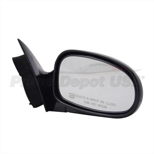 A BRAND NEW #1 QUALITY POWER HEATED MIRROR~RIGHT SIDE PASSENGER DOOR~CONVERTIBLE