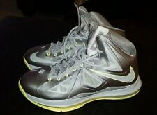 best sneakers 11e1f 48d8e item 4 Nike Air Max LEBRON X 10 CANARY SPORT GREY STRATA ELECTRIC YELLOW  541100-007 sz9 -Nike Air Max LEBRON X 10 CANARY SPORT GREY STRATA ELECTRIC  YELLOW ...