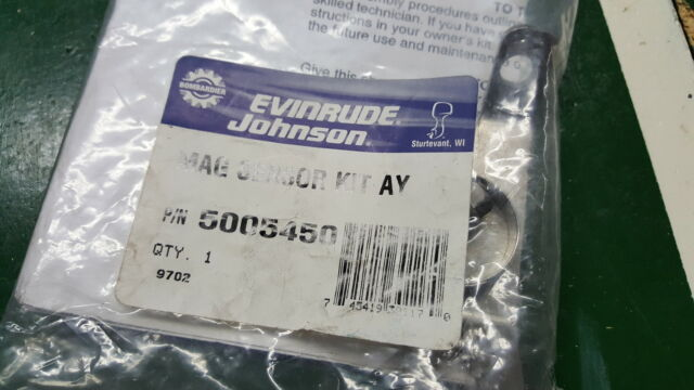 EVINRUDE JOHNSON MAGNETIC SENSOR KIT ASSEMBLY 5005450