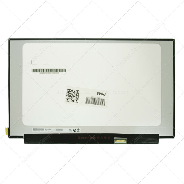 LCD LED Laptop Display 15,6 for Dell 15-7560 NV156FHM-N35 B156HAN02.1 HW0A FHD