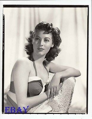 Ava Gardner Photo from Original Negative