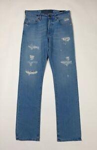 Jacob-cohen-premium-jeans-uomo-nuovo-slim-denim-W29-tg-43-luxury-boyfriend-T6666