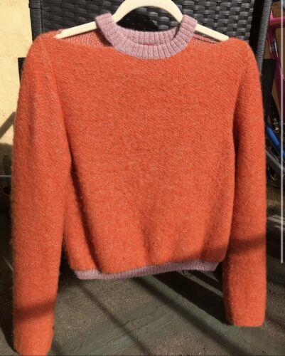 Eckhaus Latta Alpaca Clavicle Sweater