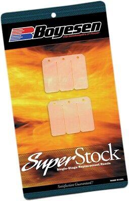Boyesen SSF035 Super Stock Reeds Single Fiber