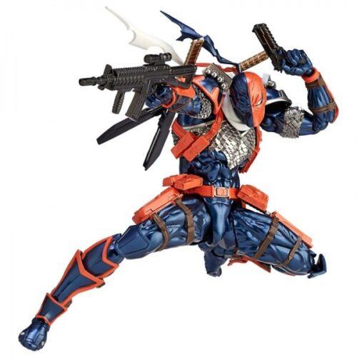 Kaiyodo DC Comics Amazing Yamaguchi Revoltech No.011 Deathstroke Action Figure