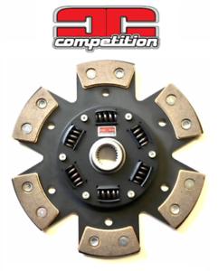 Competition Clutch Paddle Ceramic Friction Disc - Fit Nissan Z33 350Z VQ35DE